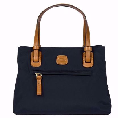 Bric's shoulder bag small X-Bag blue BXG45283.050