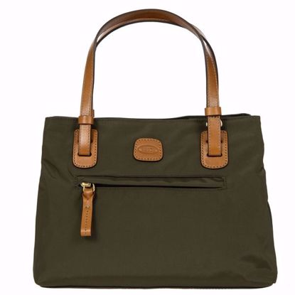 Bric's shoulder bag small X-Bag olive BXG45283.078