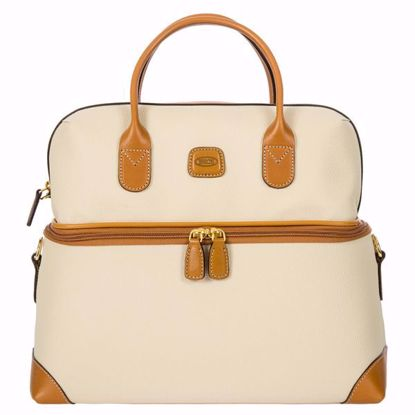 Bric's toiletry bag tote Firenze cream BBJ02530.014