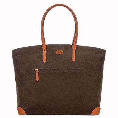 Bric's tote bag Life olive BLF53330.378