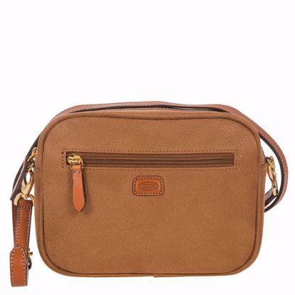 Bric's crossbody bag mini Life camel BLF53375.216