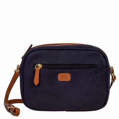 Bric's crossbody bag mini Life blue BLF53375.396