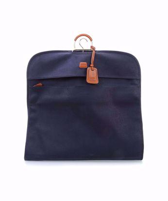 Bric's travel garment bag Life blue BLF00332.396