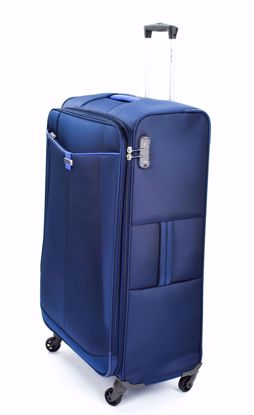 Picture of lugguage Adair 81cm expandable dark blue