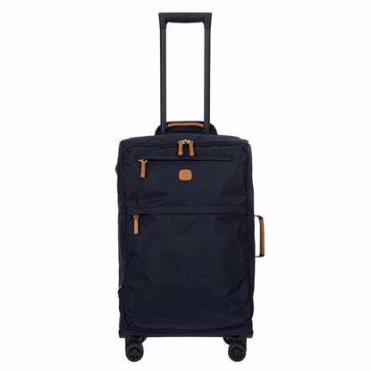 Bric's luggage 65cm X-Travel blue BXL48118.050