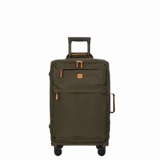 Bric's luggage X-Travel 65cm Olive BXL48118.078