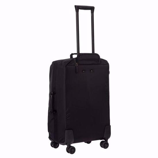 Bric's Valigia Media 65cm X-Travel tutto nero BXL48118.001