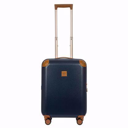 Bric's cabin luggage Amalfi blue BAQ08351.006