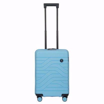 Bric's cabin luggage Ulisse 55cm blue sky B1Y08429.022