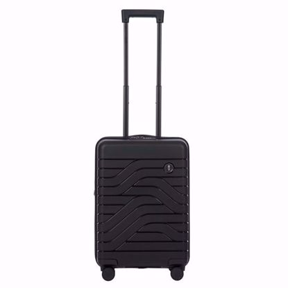 Bric's cabin luggage Ulisse expandable black B1Y08430.001