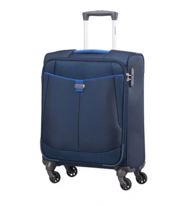 Picture of carry on luggage Adair 55cm dark blue