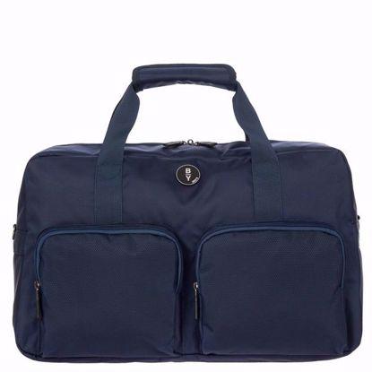 Bric's duffle bag Itaca weekender blue B2Y00260.050