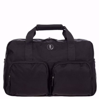 Bric's duffle bag Itaca weekender black B2Y00260.001