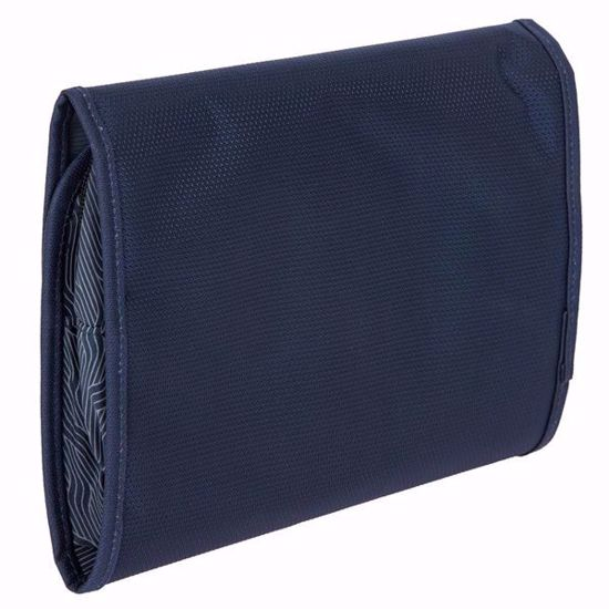 Bric's toiletry bag Itaca B|Y tri-fold small blue B2Y00607.050