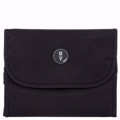 Bric's toiletry bag Itaca B|Y tri-fold small black B2Y00607.001