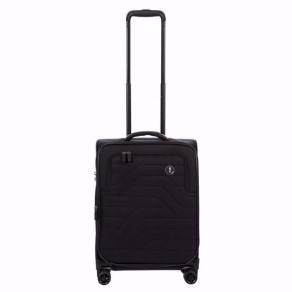 Bric's cabin luggage Itaca 55cm expandable black B2Y08361.001