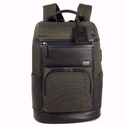Bric's laptop backpack Monza Urban olive BR207703.078