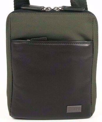 Bric's shoulder bag for men Monza M olive BR207710.078