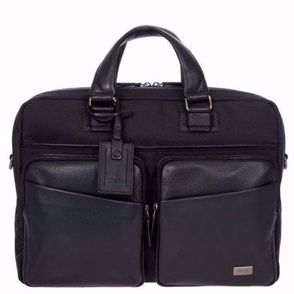 Bric's briefcase for laptop Monza black BR207705.909