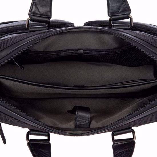 Bric's briefcase for laptop Monza black BR207705.909