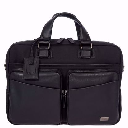 Bric's briefcase for laptop Monza large black BR207704.909