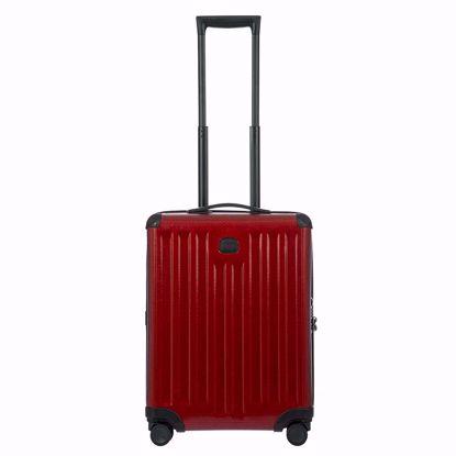 Bric's cabin luggage Venezia 55cm ruby BZI08381.178
