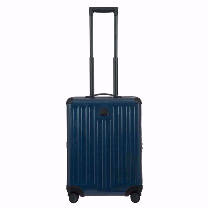 Bric's cabin luggage Venezia 55cm blue BZI08381.510