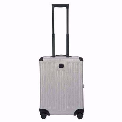 Bric's cabin luggage Venezia 55cm pearl BZI08381.094