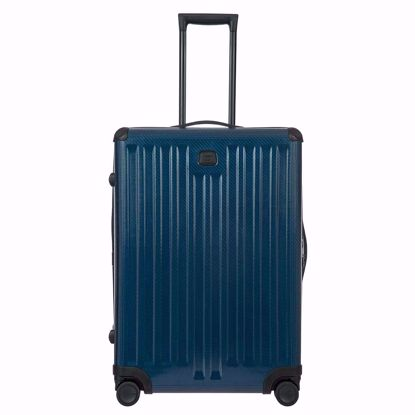 Bric's luggage medium Venezia 70cm blue BZI08383.510