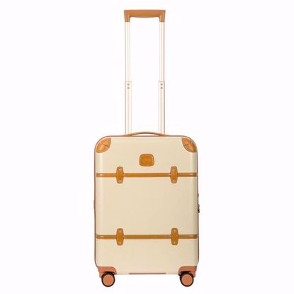Bric's cabin luggage Bellagio cream BBG28301.014
