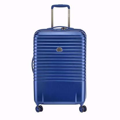 Delsey valigia Caumartin plus 66 cm blu