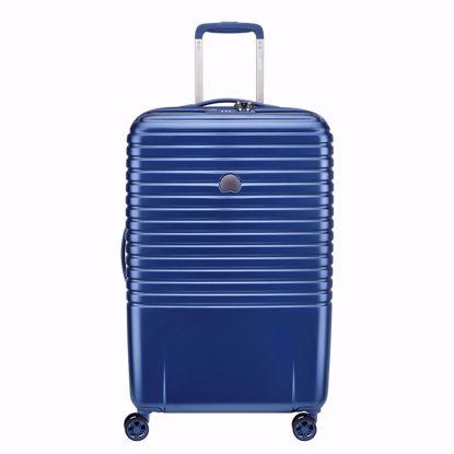 Delsey valigia Caumartin plus 70 cm blu