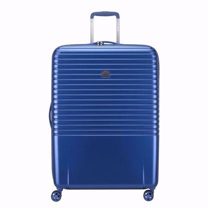 Delsey valigia Caumartin plus 76 cm blu