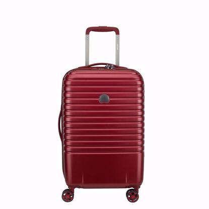 Delsey valigia cabina Caumartin plus 55 bordeaux