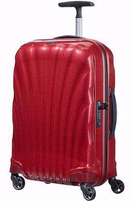 samsonite valigia Cosmolite 55 cm rosso, samsonite luggage Cosmolite 55 cm fl spinner red