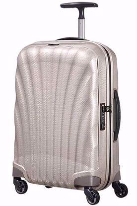 Samsonite valigia Cosmolite 55 cm perla , Samsonite luggage Cosmolite 55 cm fl spinner pearl