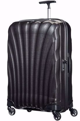 Samsonite valigia Cosmolite 75 cm nero , Samsonite luggage Cosmolite 75 cm spinner black
