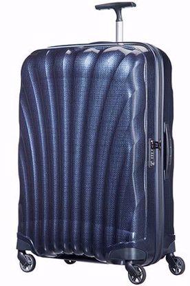 Samsonite valigia Cosmolite 75 cm midnight blue, Samsonite luggage Cosmolite 75 cm spinner midnight blue