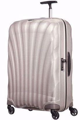 Samsonite valigia Cosmolite 75 cm perla , Samsonite luggage Cosmolite 75 cm spinner pearl