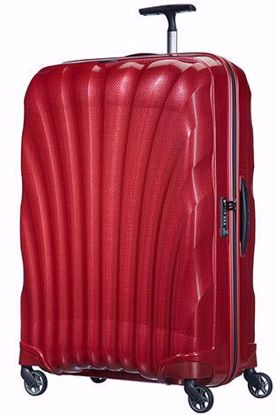 Samsonite valigia Cosmolite 81 cm rosso , Samsonite luggage Cosmolite 81 cm spinner red