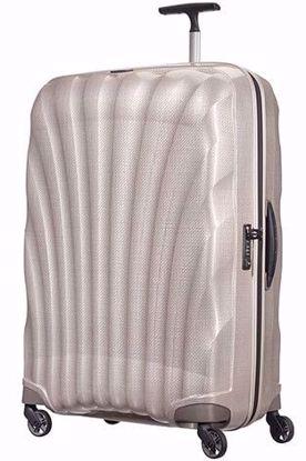 Samsonite valigia Cosmolite 81 cm perla, Samsonite luggage Cosmolite 81 cm spinner pearl