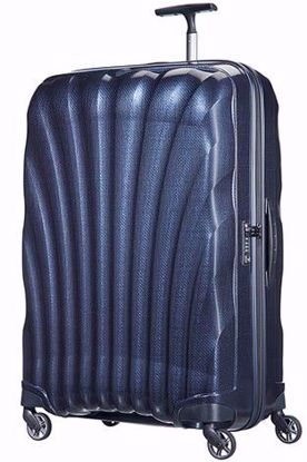 Samsonite  valigia Cosmolite 81 cm midnight blue , Samsonite luggage Cosmolite 81 cm spinner midnight blue