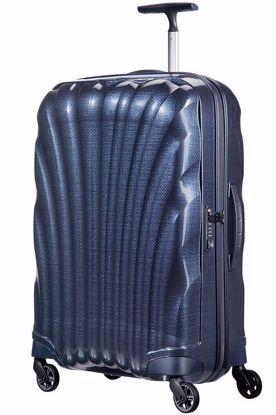 Samsonite valigia Cosmolite 69 cm midnight blue, Samsonite luggage Cosmolite spinner 69 cm midnight blue