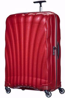 Samsonite valigia Cosmolite 86 cm rosso , Samsonite luggage Cosmolite 86 cm spinner red