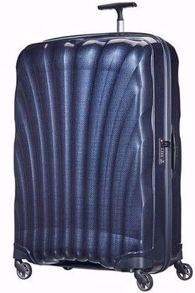 Samsonite luggage Cosmolite 86 cm spinner midnight blue, Samsonite valigia Cosmolite 86 cm midnight blue