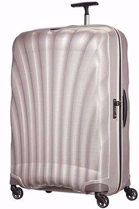 Samsonite valigia Cosmolite 86 cm perla , Samsonite luggage Cosmolite 86 cm spinner pearl