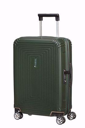 Samsonite trolley bagaglio a mano Neopulse 55cm matte dark olive , Samsonite cabin luggage Neopulse 55cm matte dark olive