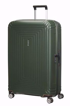 Samsonite valigia Neopulse 81 cm spinner matte dark olive , Samsonite luggage Neopulse spinner 81 cm matte dark olive
