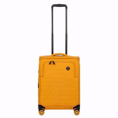 Bric's cabin luggage Itaca 55cm expandable mango B2Y08361.171