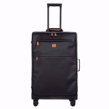 Bric's luggage large Alba 77cm soft black BA348145.001